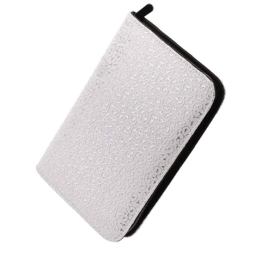 Sharplace Caso Custodia Pouch Holster Case Saccho per Taglio dei Capelli Cesoie Forbici Attrezzo di Parrucchiere dell'animale Domestico