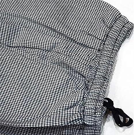 Sawanica Pantalon de Chef Pantalon de Travail Pantalon L/âche Homme