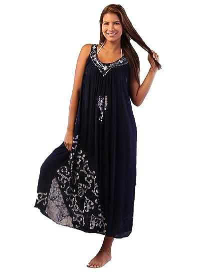 2cd53c239b8 Ingear Long Batik Dress (One Size