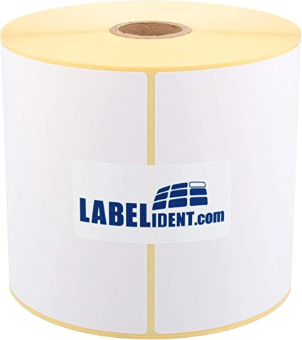 105 x 148 mm Thermo Etiketten Rolle 563 Stck Versand UPS DPD DHL Zebra GK420