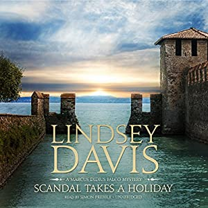 Scandal Takes a Holiday Audiobook