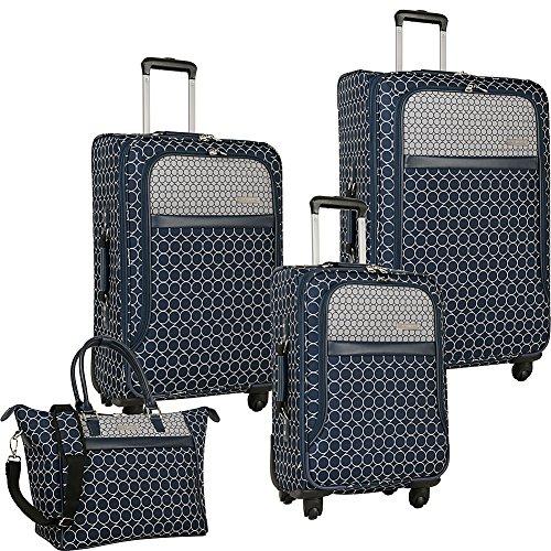 ninewest-corra-4-piece-luggage-set-navy-grey