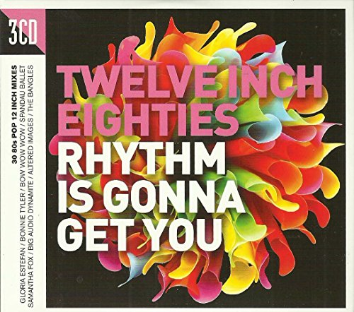 Ext. Remixes 80s (Digipack) (Compilation CD, 30 Tracks) (Bow Wow Wow Go Wild In The Country)