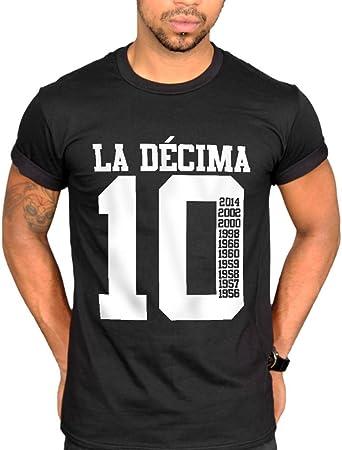La Decima 10 Winners Champions Tenth – Real Madrid Football ...