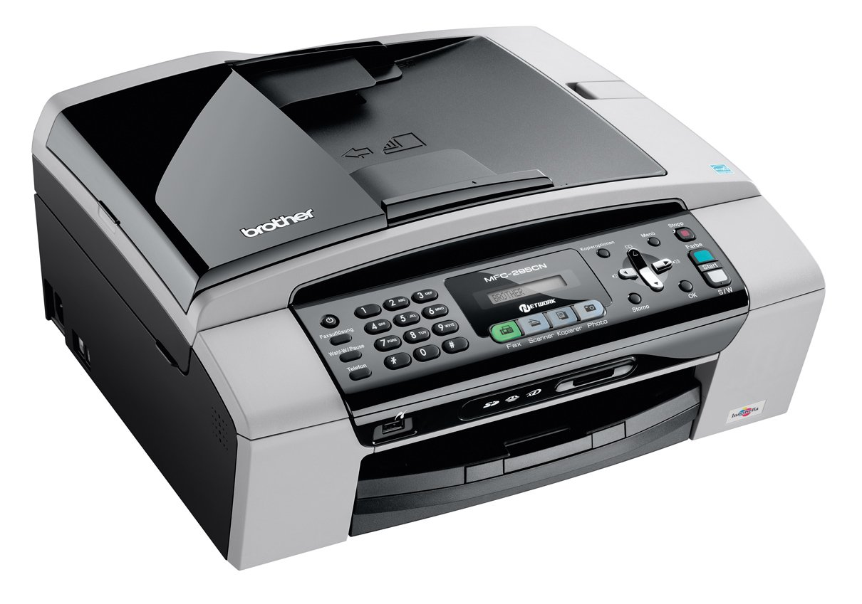 Brother MFC-Ink MFC-295 CN Dispositivo multifunción (escáner ...