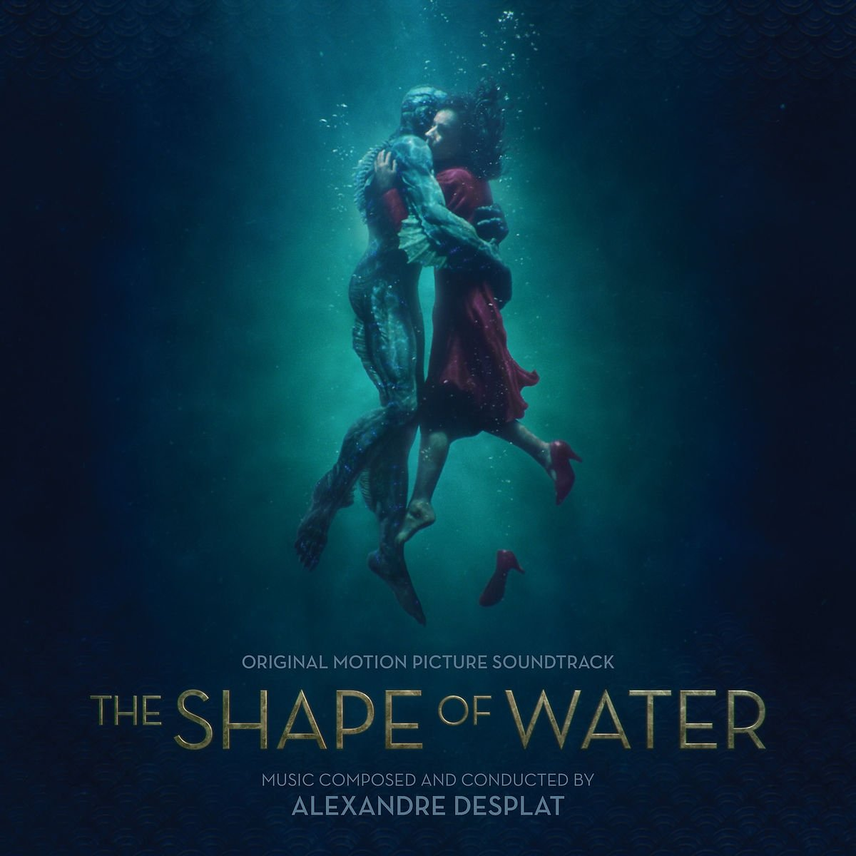 The Shape Of Water [LP]