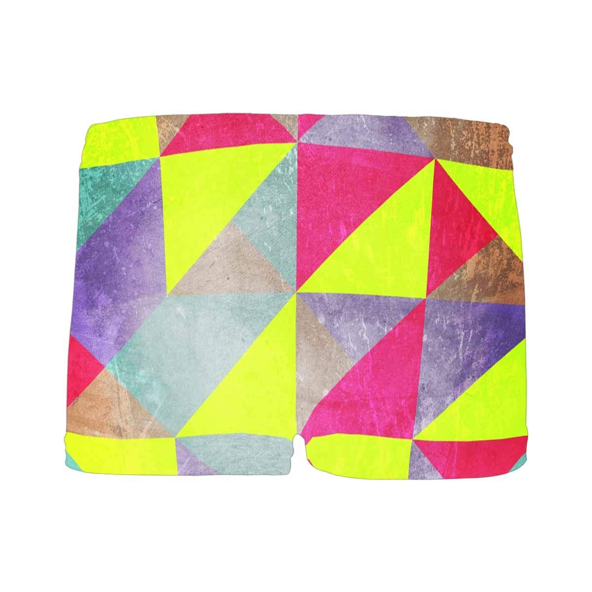 5T-2XL INTERESTPRINT Boys Vintage Pattern Abstract All Over Print Boxer Briefs