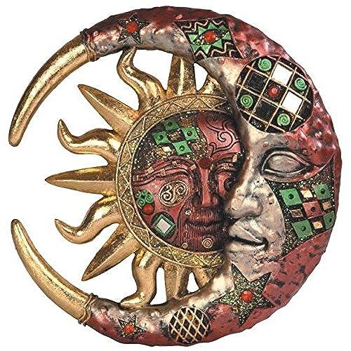 Best Sun Moon Art: Amazon.com UP52