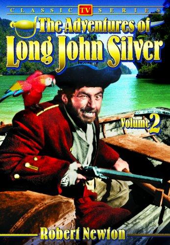 The Adventures Of Long John Silver, Volume 2 -