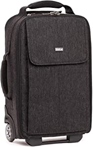 Airport Advantage Rolling Carry-On Camera Bag - Graphite