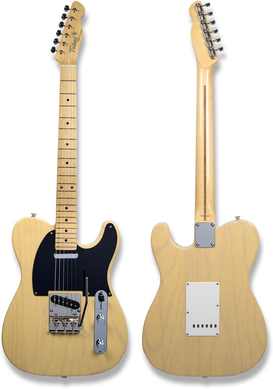 tokai-super-vee – Guitarra eléctrica estilo Telecaster Blonde ...