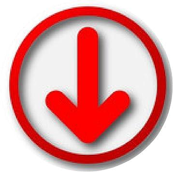 alfombrilla de ratón icono de la flecha hacia abajo: Amazon.es ...