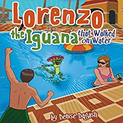 Lorenzo the Iguana That Walked on Water