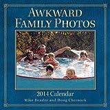 Awkward Family Photos 2014 Mini Wall Calendar