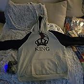 Sweatshirt Kapuzenpullover Passt B-King Motorrad Kapuze Sweatshirt Bking