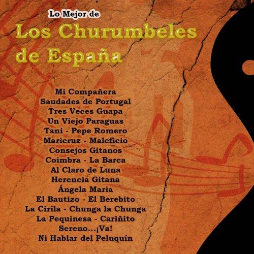 ... Lo Mejor De: Los Churumbeles d.
