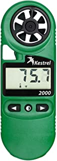 product image for Kestrel 2000 Pocket Wind And Temperature Meter / Digital Thermo Anemometer