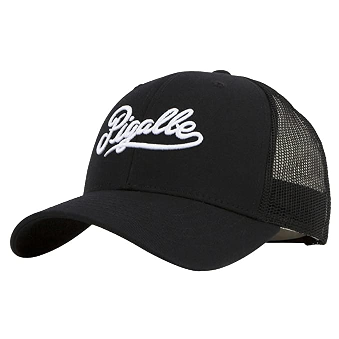 1f071c4ff32c0 Flipper Pigalle Embroidery Trucker Hat Golf Surf Baseball Mesh Cap for Men  Women