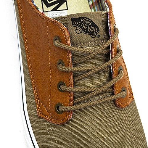 Vans U BRIGATA Unisex-Erwachsene Sneakers (c l) coriander