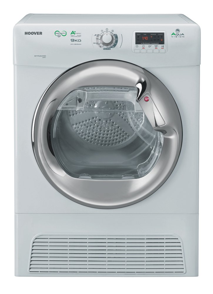 Hoover DYH 9913NA1X Independiente Carga frontal 9kg A+ ...