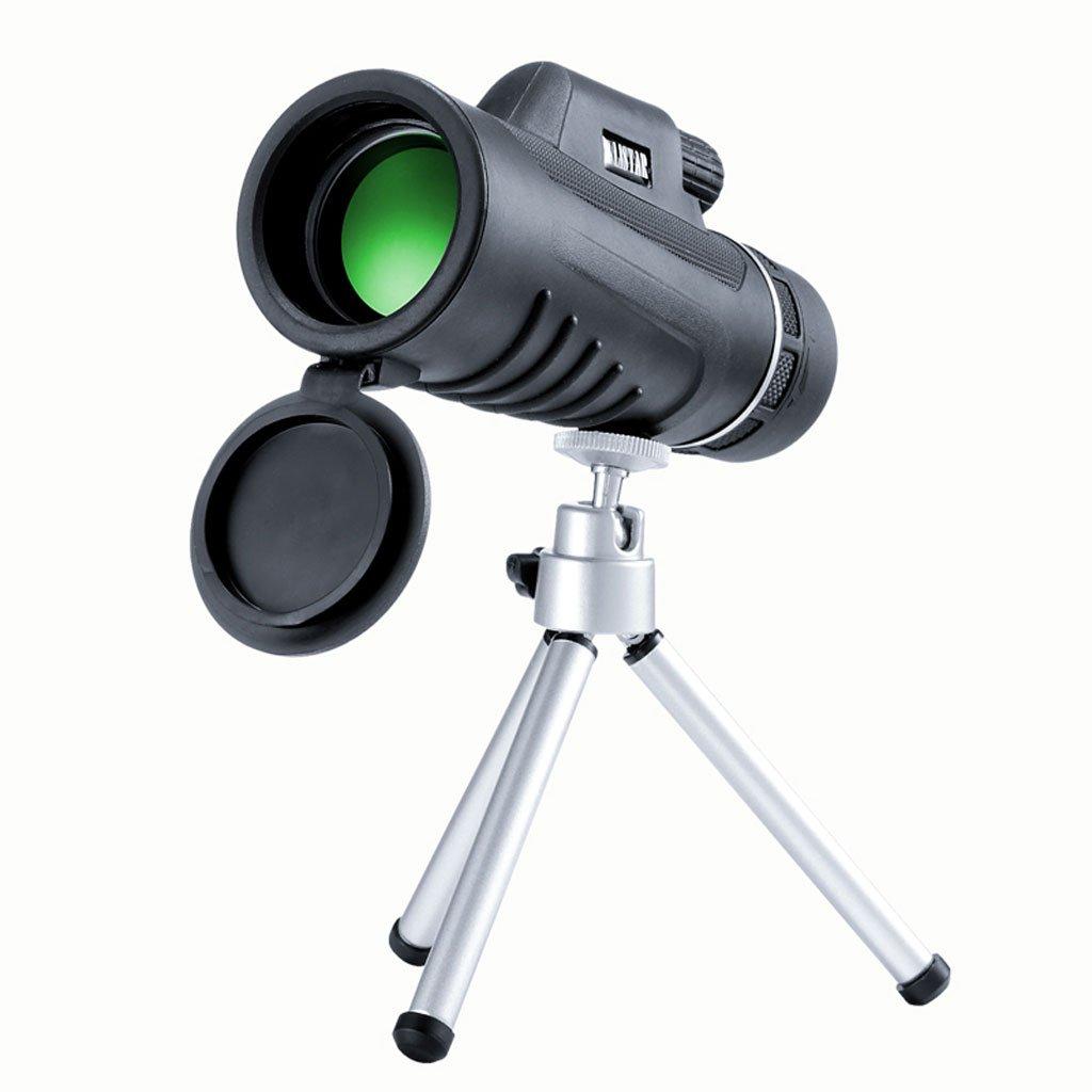 LXYFMS Télescope Monoculaire Haute Puissance - Télescope Antibrouillard étanche Vision HD avec Une Seule Main Télescope