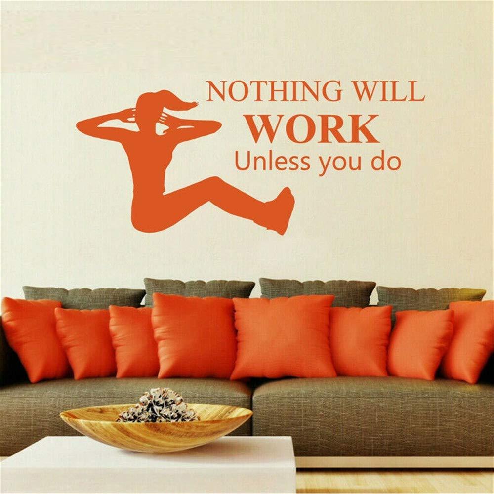 Nuevo diseño Papel tapiz simple Trabajo Abdominales Fitness ...