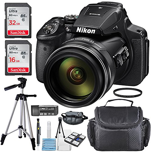 Nikon COOLPIX P900 Digital Camera with Accessory Bundle for sale  Delivered anywhere in USA
