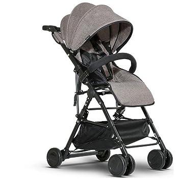 baby stroller Carrito Ligero Transpirable Plegable Carro De Bebé ...