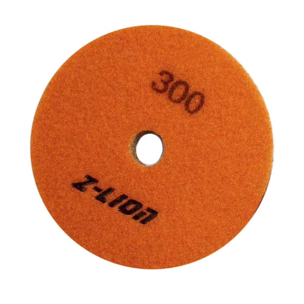 FLAMEER Concreto de Má rmol de Granito Pulido de Piedra Seco de Pulidoras de Diamante - 10000