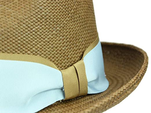 Bigalli Men s Fedora Hat Quickstep - brown  Amazon.co.uk  Clothing 7b101af21807