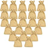Firefly Craft Burlap Bags, 6 X 10 Inch, 24 Pack