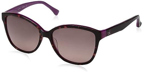 Amazon.com: Calvin Klein ck4258s de la mujer Cateye anteojos ...