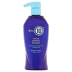It's A 10 Miracle Moisture Shampoo, 10 Ounce