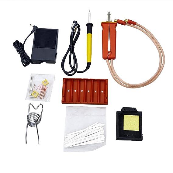 Soldador ECO-WORTHY 1900W 60A por puntos de alta calidad.: Amazon.es: Bricolaje y herramientas