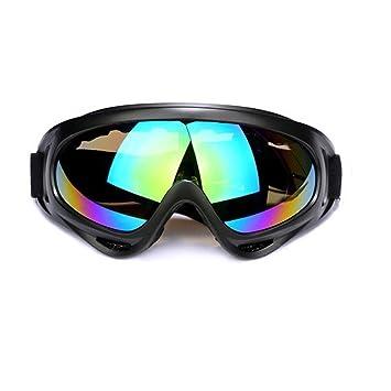 Snowboardbrille Skibrille Sportbrille Schutzbrille Goggles Augenbrille Eyewear lmv7X