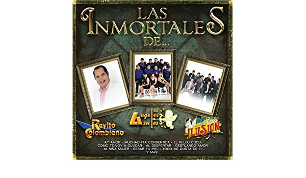 Los Angeles Azules, Rayito Colombiano, Aaron Y Su Gr - Inmortales De - Amazon.com Music