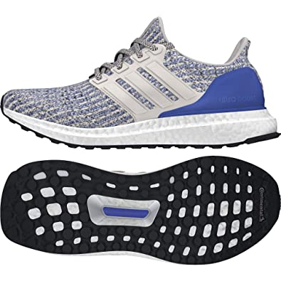 4e753abef5e3 adidas Unisex Kids  Ultraboost Running Shoes Blue  Amazon.co.uk  Shoes    Bags
