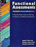 Functional Assessments, Joseph C. Witt and Edward M. Daly, 1570352658
