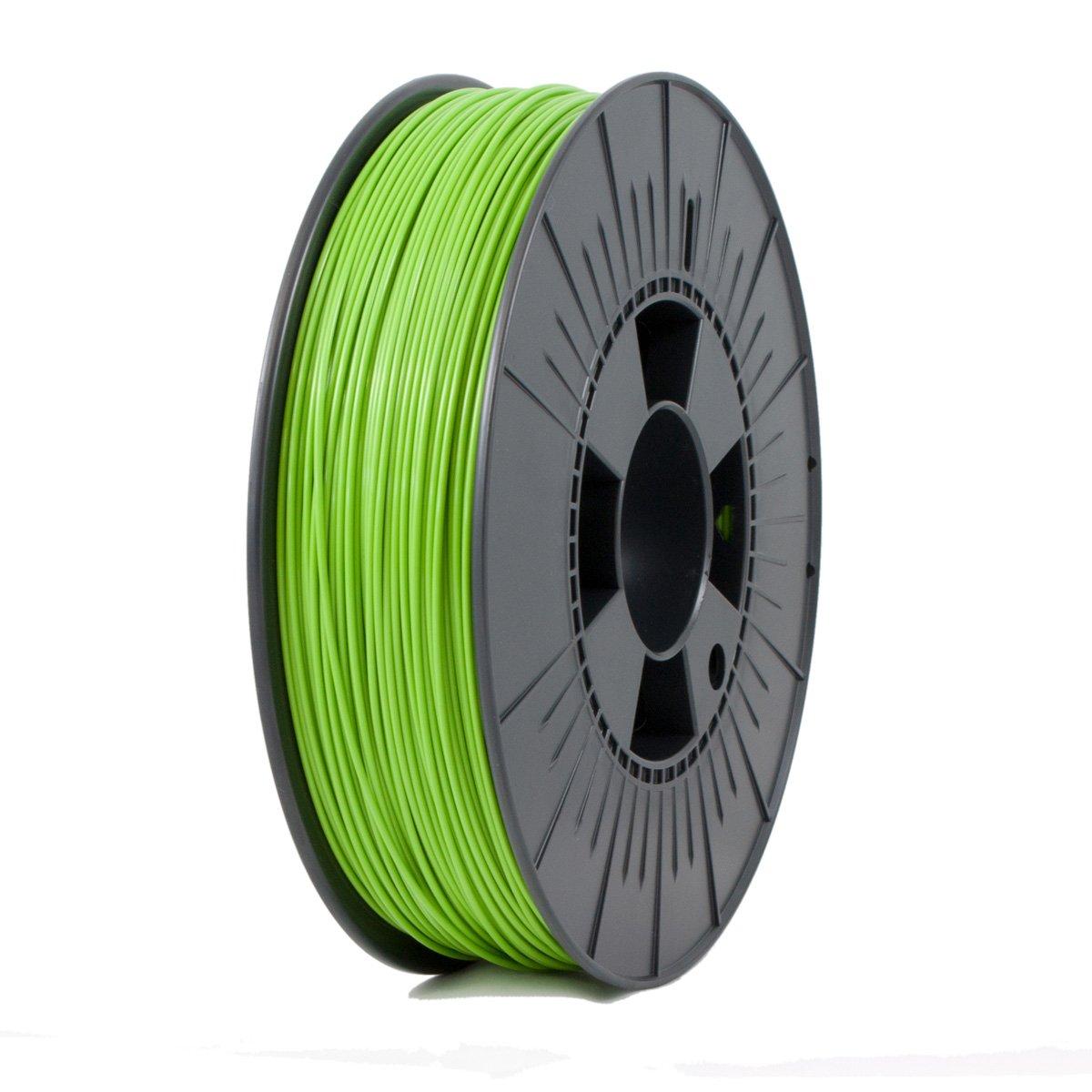 Ice Filaments ICEFIL1PLA011 Filamento PLA, 1,75 mm, 0,75 kg, Verde