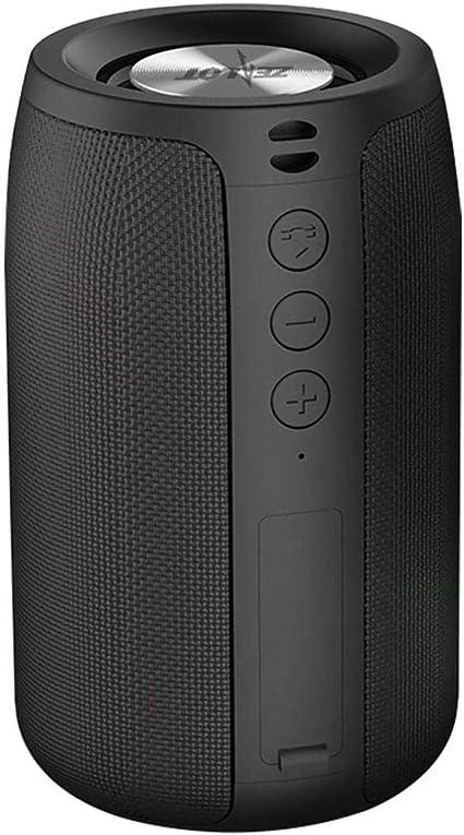 Zealot S 32protable Altavoz Bluetooth Con Radio Fm Compatible Con Disco U Tarjeta Tif Y Aux Color Negro Home Audio Theater