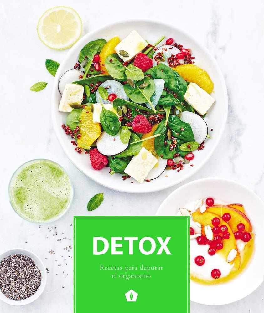 Detox: Recetas para depurar el organismo (Spanish Edition) (Spanish) Paperback – March 1, 2019