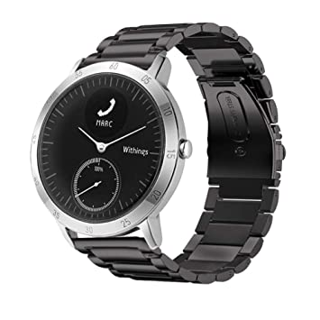 SPGUARD Compatible Pulsera Withings Steel HR 40mm, 20mm ...