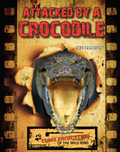 Attacked by a Crocodile (Close Encounters of the Wild Kind) by Abdo Group