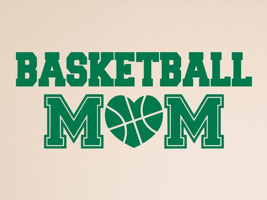 Amazon.com: Baloncesto Mom – Vinilo Quote Me: Home & Kitchen