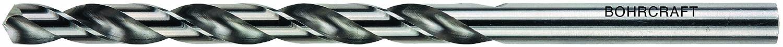 Bohrcraft Spiral Drill Bit HSS-G DIN 340 3,8 mm in Quadro Split Point Type N Profi Plus –  Pack of 1, 13530300380 8mm in Quadro Split Point Type N Profi Plus-Pack of 1