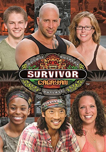 Survivor: Cagayan - S28 (6 Discs) by