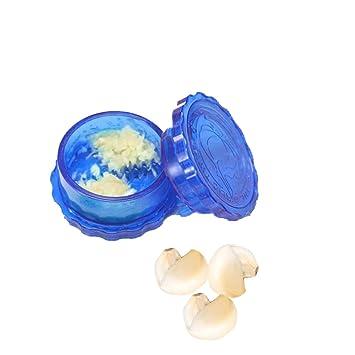 Mogoko blau Kunststoff Knoblauch Presse Rusher Twister Fleischwolf ...