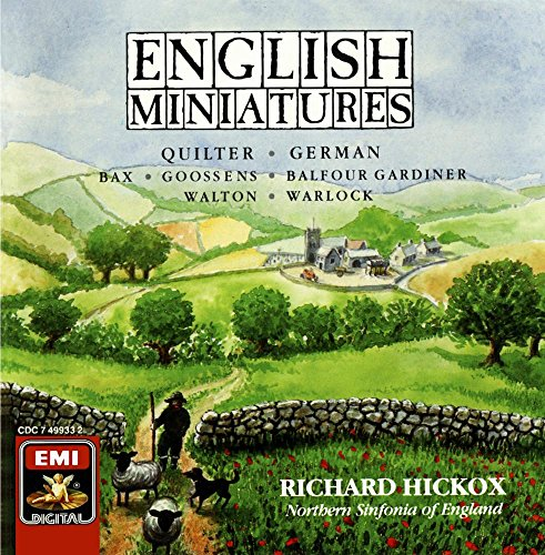 English Miniatures / Hickox, Northern Sinfonia Of England (Scottish Folk Song Suite)