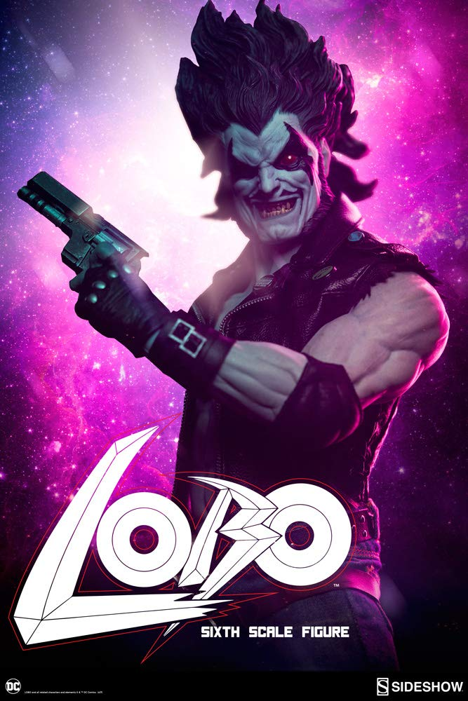 Sideshow–ss100290–DC Comics: Lobo–Echelle 1/6