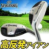 SPALDING スポルディング ゴルフ ロイヤルトップ SD-02 高反発 アイアン 単品 #5
